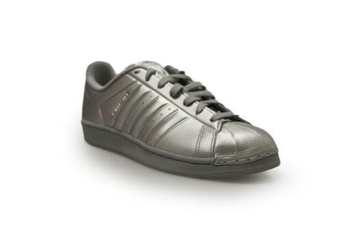 Metalic Uomo Adidas Silver Bb1461 Superstar Trainers 7WBnxqZW