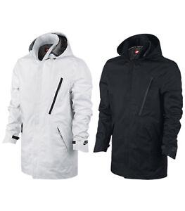 83aa1209a7c5 Image is loading Nike-Mens-Sportswear-Bonded-Blazer-Tech-Waterproof-Jacket-