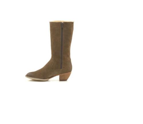 Chelsea Uk4 Suede Boots Originals calf Clarks dacey Classic Walnut Belle Mid aR7wxAwZ8q