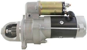 New Gear Reduction Upgrade Starter for IHC 474 484 584 684 784 884 MF-50 27586