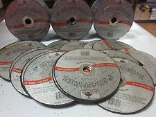 100 Grade R//S RT Cut Off Wheels Right Cut AO Metal 4-1//2 x .045 x 7//8 13,300 RPM