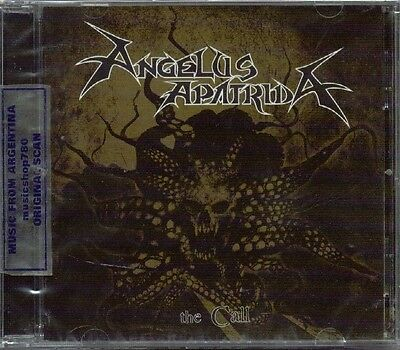 ANGELUS APATRIDA THE CALL SEALED CD NEW