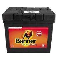 Banner 53030 12v 30ah Frische Batterie Für Alle Startanwendungen Katana Dimona