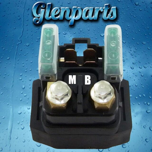 Starter Relay Solenoid Yamaha Rs90 Nytro VK Proffesional 2006 2007 ...