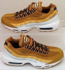 Details about New Nike Air Max 95 Wheat Celestial Gold Mens US Size 7.5 UK 6.5 EUR 40.5