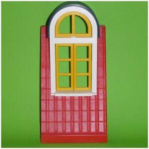 z.B für Wohnhaus 3965 7336 7337 7338 Playmobil Geländer Zaun gelb System X