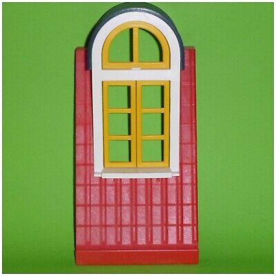 Playmobil Ersatzteil Dach mit Fenster für Haus 3965 7336 7337 7338 System X