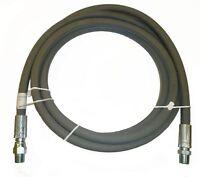 3/8 X 10' Grey 6,000 Psi Pressure Washer Jumper Hose