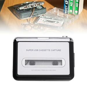 Tape-to-PC-USB-Cassette-amp-MP3-CD-Converter-Capture-Digital-Audio-Music-Player-S