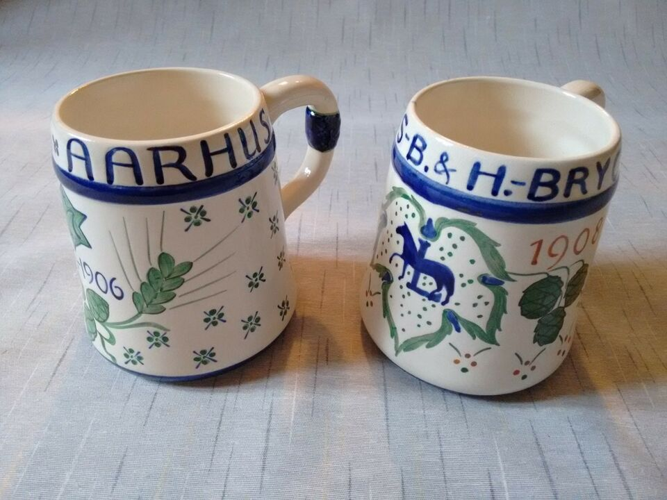 Porcelæn, Jubilæumskrus