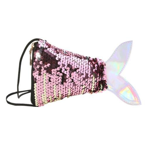 Women Shoulder Bag Sequins Purse Wallet Crossbody Handbags Messenger Clutch Bags