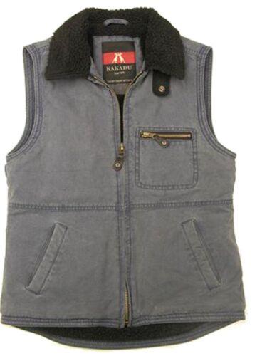 Fur Collar Vest Quinn Med I Lined M Størrelse Outdoor Ladies wXqpWAY