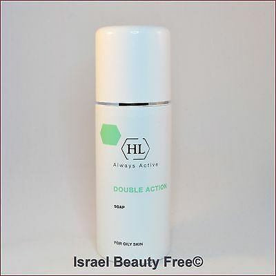Holy Land Double Action Soap for oily skin 250 ml