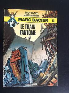 Marc-Dacier-Le-Train-Fantome-Paape-Charlier-N-13
