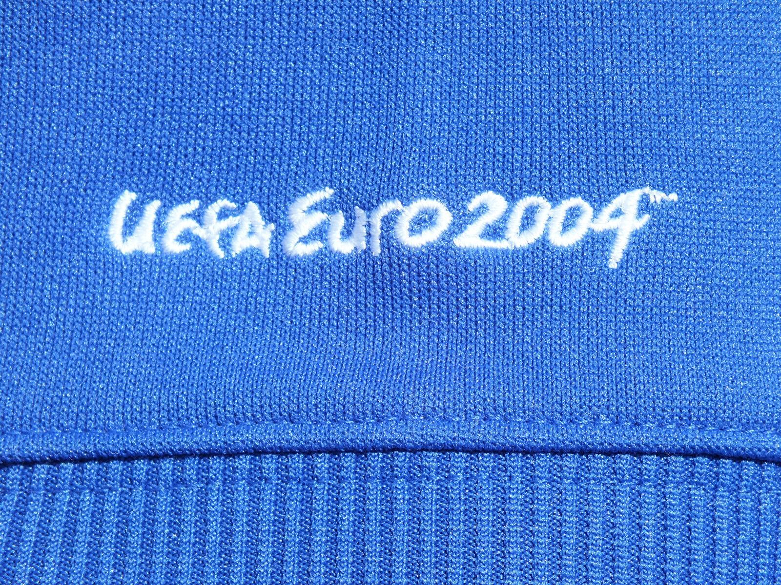 Campionati Bnwt Rari Francia Adidas Ufficiale 2004 Euro xzfagvwq4