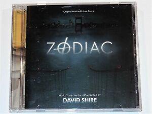 David-Shire-ZODIAC-Jake-Gyllenhaal-Mark-Ruffalo-Robert-Downey-Jr-Soundtrack-CD