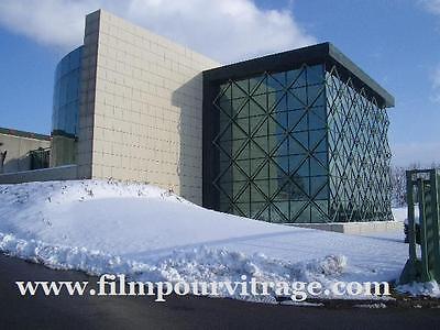 Film Adhesif Thermique Et Solaire Pour Vitre (gain économie énergie De 24 % ) Fabbriche E Miniere
