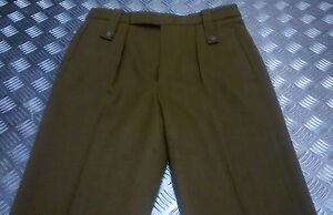 Genuine-Vintage-Old-Pattern-British-Army-No2-Like-WW2-Dress-Trousers-Various