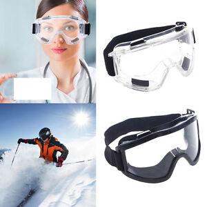 8a89f862cb0 Image is loading Safety-Goggles-Ski-Snowboard-Motorcycle-Eyewear-Glasses -Eye-