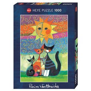 ROSINA WACHTMEISTER - SUN - Heye Puzzle 29158 - 1000 Teile Pcs.