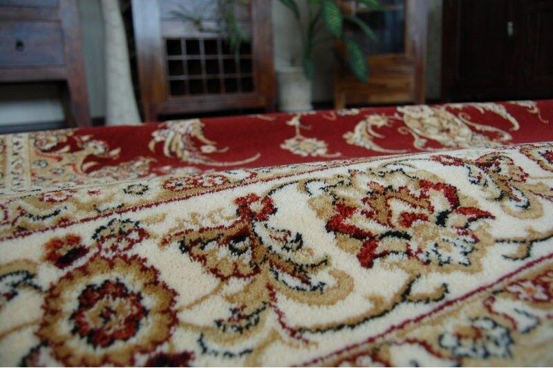 Laine naturelle Agnella Rugs Ruby oriental oriental oriental