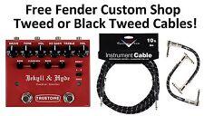 New TrueTone V3 Jekyll & Hyde Distortion Guitar Effects Pedal! Visual Sound