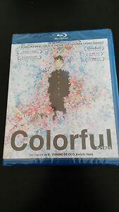 Colorful-Blu-Ray-Keiichi-Hara-Manica-Animazione-Sealed-New-Nuovo