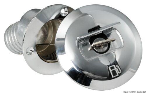 Tappo Fuel 38 mm inclinato