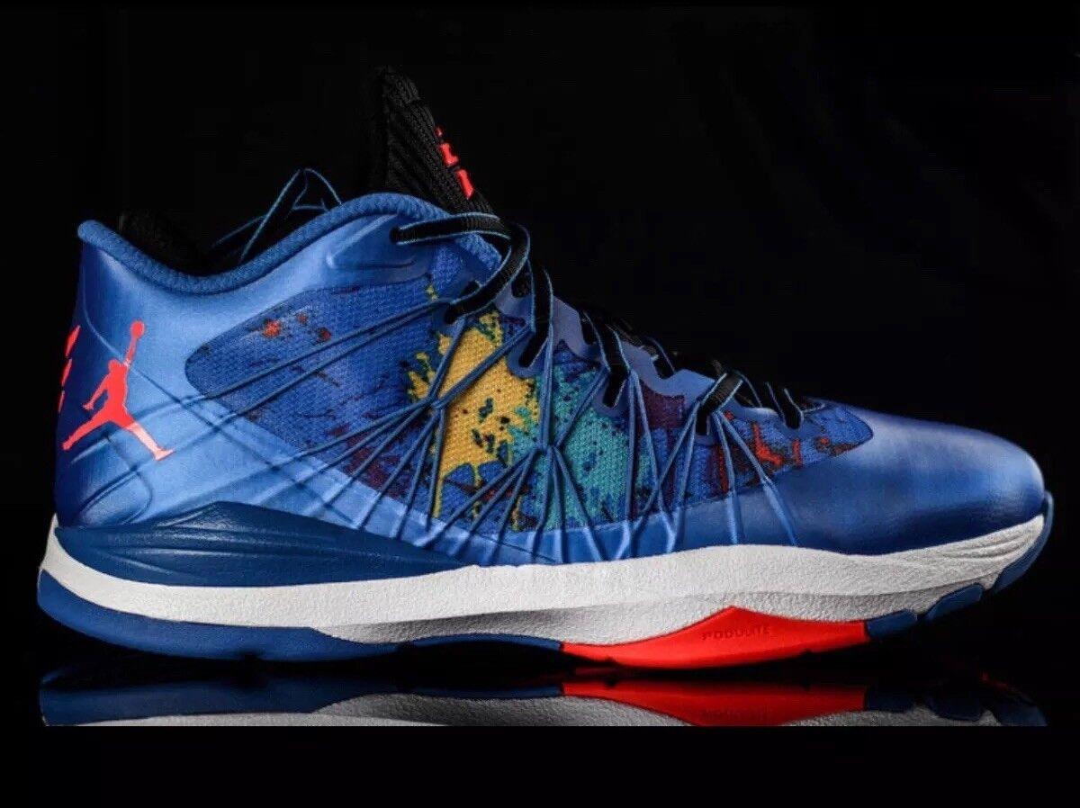 Rare Chris Paul CP3 VII AE 2014 Nike Air Jordan Jumpman Size 6Y