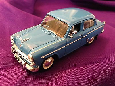 1/43 Poland Model Moscovics 407 Sedan Deagostini Poland Warsaw