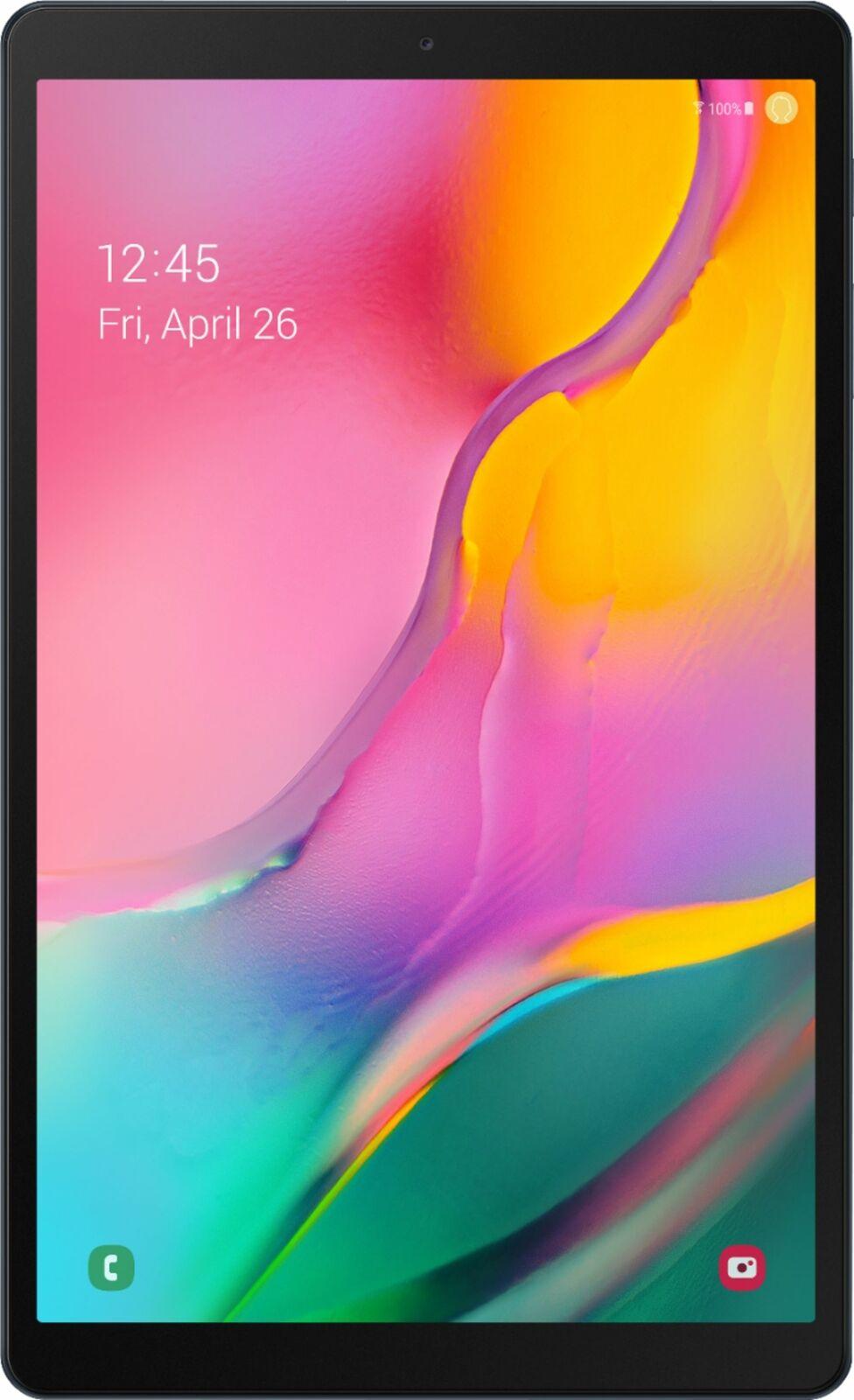 """Samsung - Galaxy Tab A (2019) - 10.1"""" - 32GB - Silver"""