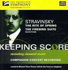 Stravinsky: The Rite of Spring; The Firebird Suite (CD, Jan-2010, San Francisco Symphony (Record Labe)