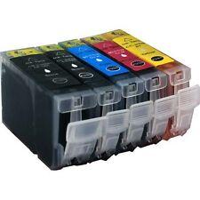 5 Druckerpatronen für Canon IP 4000 ohne Chip