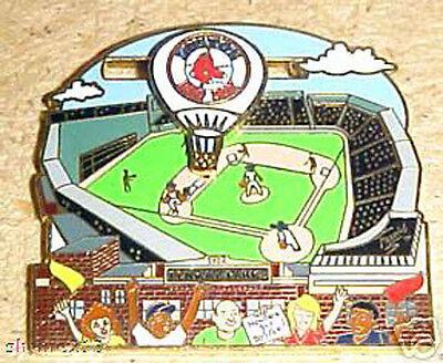 Charles Fazzino Boston Red Sox  Fenway Park Pin