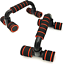My-Jaxo Premium Parallettes Push Up Bars Home Gym Or Outdoor Workout Pushup Grip