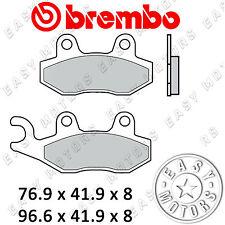 Pastiglie Freno Posteriore BREMBO SP Per TRIUMPH AMERICA 900 2013 13 07SU12SP