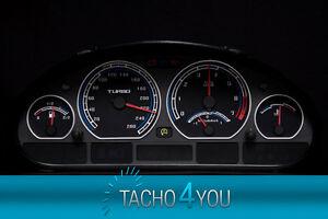 Tachoscheibe-fuer-BMW-Tacho-E46-Benzin-oder-Diesel-M3-Schwarz-3102-Tachoscheiben