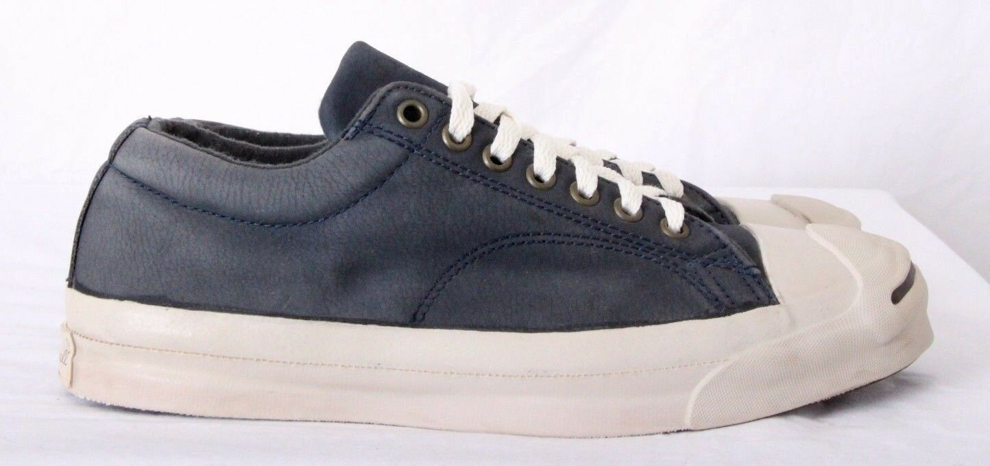 Converse Vtg Jack Purcell U.S.A. Navy Athletic Tennis Sneakers Men's U.S. 7.5