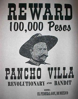 Pancho Villa – Mexican Outlaw