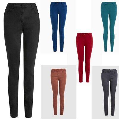 Ladies Next Skinny SOFT TOUCH Jeans Sizes 6 22 | eBay