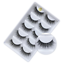 NEW-5-Pairs-Layered-False-Eyelashes-Dramatic-3D-Wispy-Lashes-Makeup-Strip-UK thumbnail 13