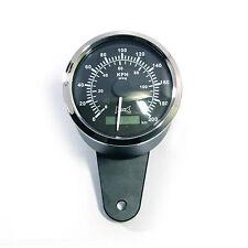 Motorcycle Motorbike GPS Speedo Speedometer Dyna Chopper Bobber Cafe Racer