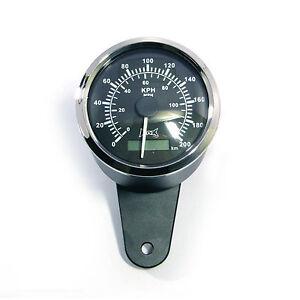 Speedo-Velocimetro-de-GPS-para-Moto-Dyna-Chopper-Bobber-Cafe-Racer