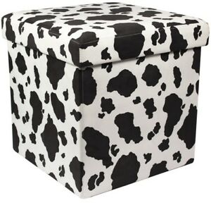 Ottoman-Cow-Print-Pouffe-Storage-Box-Can-be-Sat-On-up-to-150kg