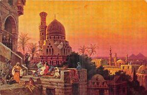 POSTCARD-EGYPT-CAIRO