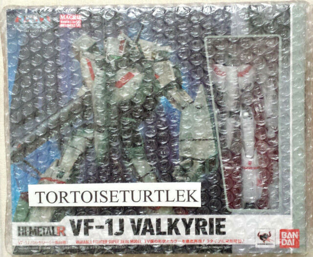 Macross HI-METAL R VF-1J Valkyrie Ichijo Custom Action Figure