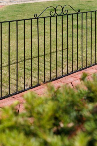 Ironbridge Metal Fence 93 cm x 181 cm Clearance!