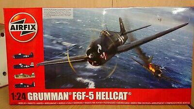 AIRFIX A19004 1//24 Grumman F6F-5 Hellcat