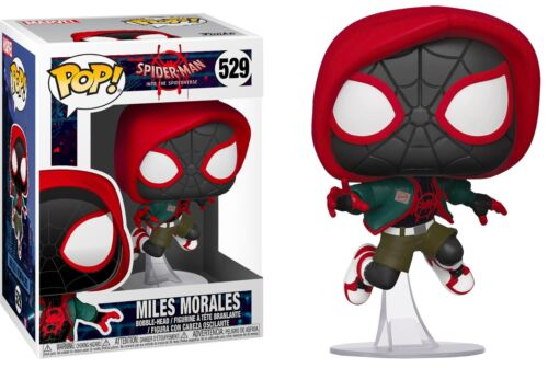 Spider-Man Into The Spider-Verse **PRE-ORDER** Miles Morales Casual Funko Pop