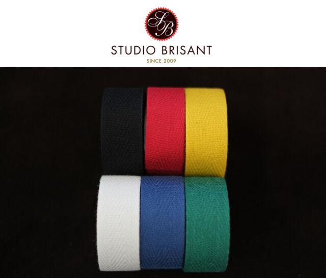 Velox Textil Lenkerband *Tressorex 85*  Farben rot*schwarz*gelb*braun*weiß*blau